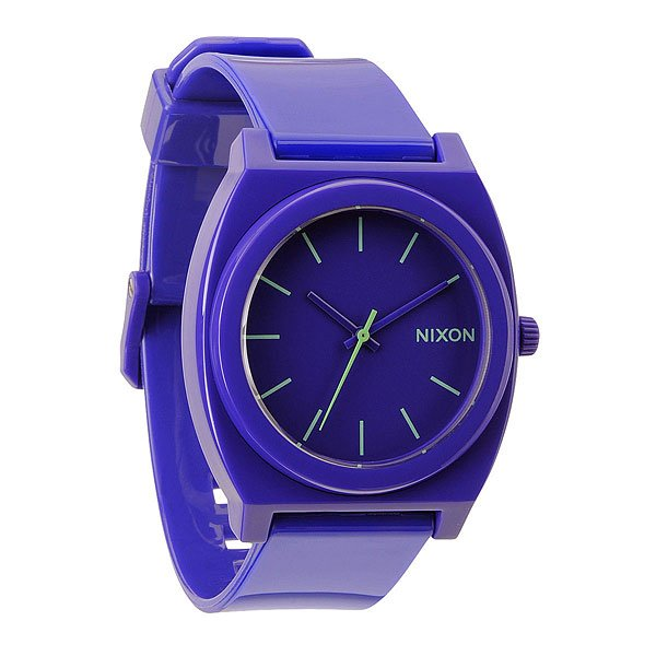 Часы Nixon Time Teller P Purple часы nixon corporal ss all black