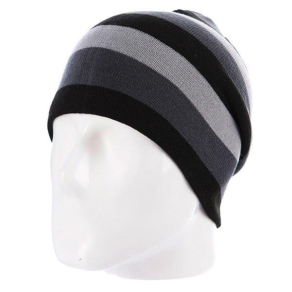 Шапка носок Neff Rainbow Black/Grey<br><br>Цвет: серый,черный<br>Тип: Шапка носок<br>Возраст: Взрослый<br>Пол: Мужской