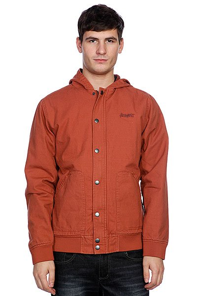 Бомбер Altamont Sweep Jacket Rust altamont salman shirt jacket black