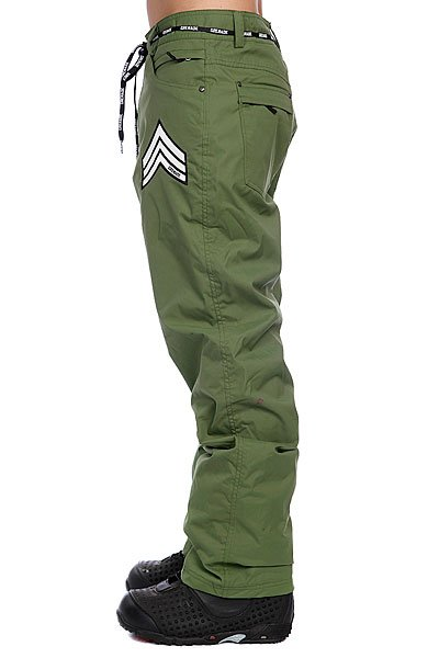 Штаны сноубордические Grenade R.E.G Army Grenade Штаны сноубордические