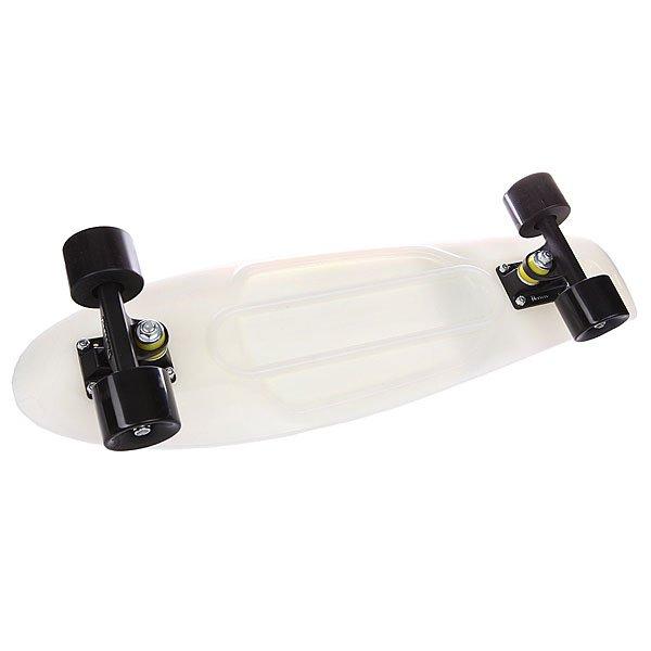 Скейт мини круизер Penny Nickel Glow 27 (68.6 см) скейт мини круизер penny original 22 ltd shadow jungle 6 x 22 55 9 см