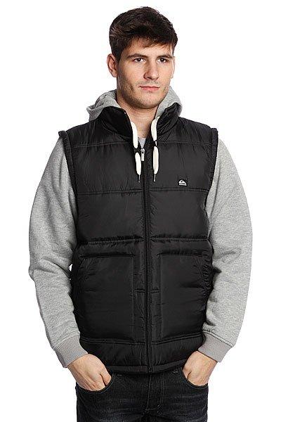 Куртка зимняя Quiksilver Beilby Lgt Grey Heathe