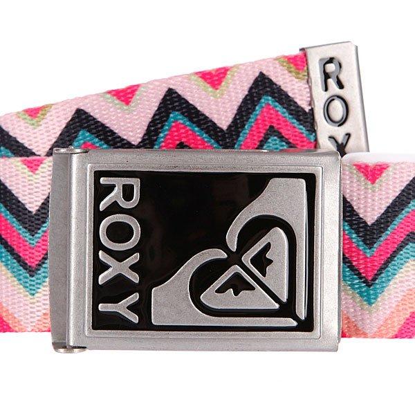 Ремень женский Roxy Surfing Spot Tropical Pink от Proskater