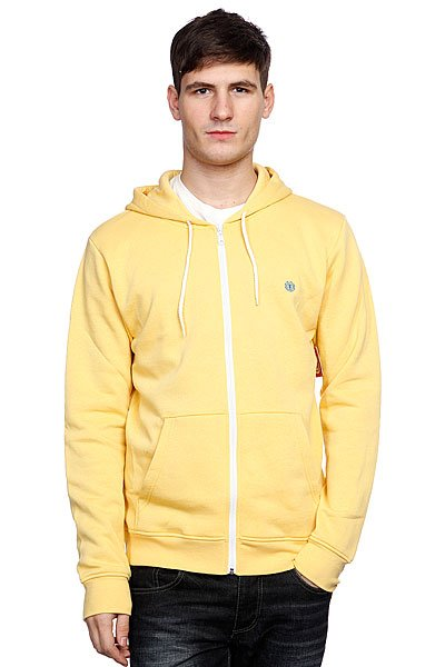 цена Толстовка Element Smith Zh Vintage Yellow онлайн в 2017 году