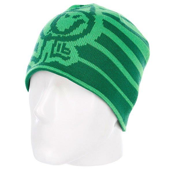 Шапка Lib Tech Turner Beanie Green - Подарок<br><br>Цвет: зеленый<br>Тип: Шапка<br>Возраст: Взрослый<br>Пол: Мужской