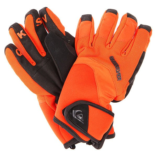 Перчатки детские Quiksilver Tips Youth Gloves Tango Proskater.ru 1580.000