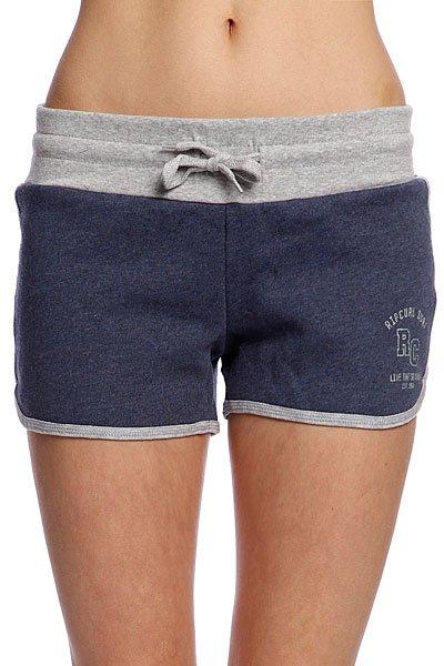 Шорты женские Rip Curl Newport Walkshort Mood Indigo Marle<br><br>Цвет: серый,синий<br>Тип: Шорты<br>Возраст: Взрослый<br>Пол: Женский