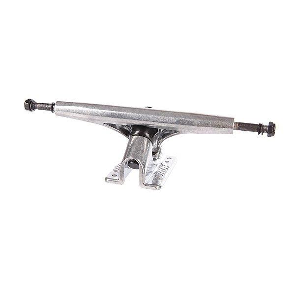 Подвеска 1шт. для лонгборда Slant Aluminum Inverted Truck Raw/Raw 180mm 9.8 (24.9 см)