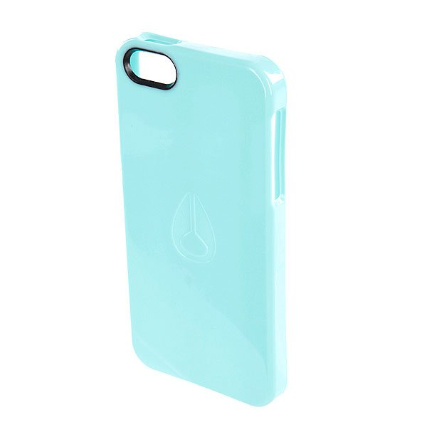 Чехол для Iphone Nixon Jacket Iphone 5 Case Light Blue Proskater.ru 1250.000