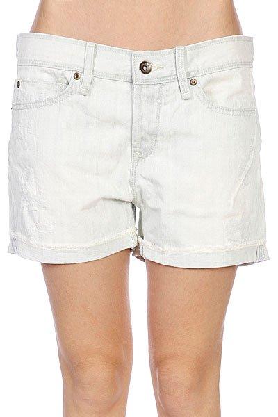 Шорты джинсовые женские Roxy Tomboy Bleach Bleach