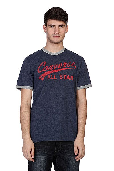 Футболка Converse All Star Navy Proskater.ru 990.000