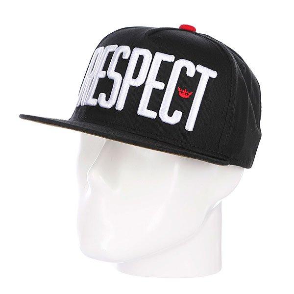 Бейсболка Neff Damian Respect Black Proskater.ru 1420.000