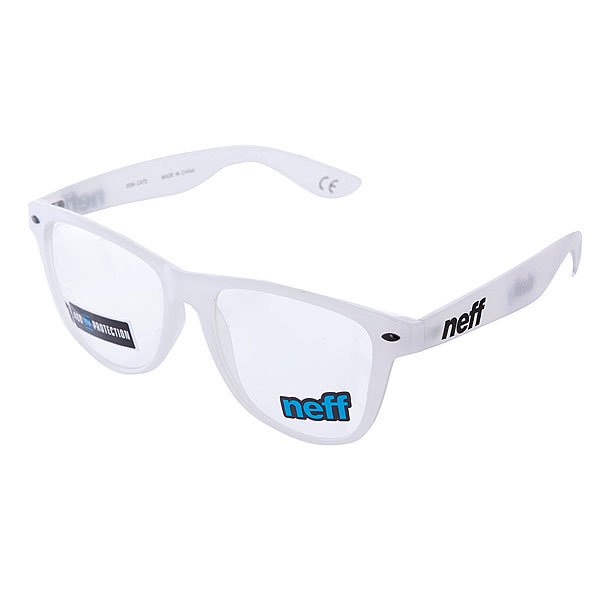 Очки Neff Daily Shades Glow In The Dark
