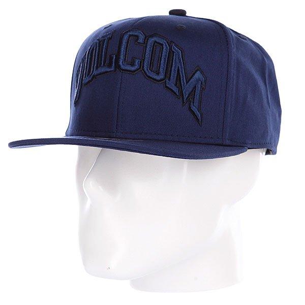 Бейсболка Volcom Volcom X Starter Snapback Vintage Navy