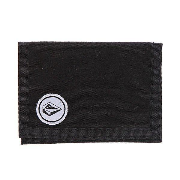 Кошелек Volcom Pivot Cloth Wallet Black Proskater.ru 729.000