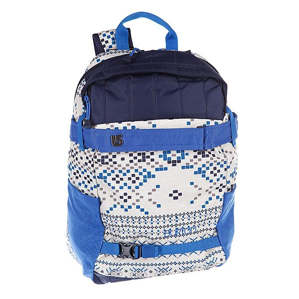 Рюкзак женский Burton Day Hiker 23L Wmn Pixilated Fairisle Proskater.ru 3900.000