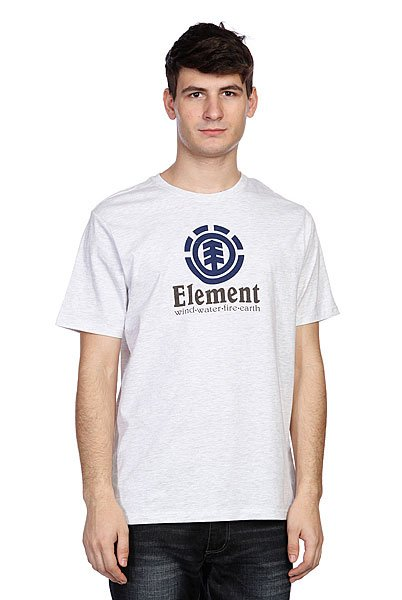 Футболка Element Vertical Ss Ash футболка element vertical ss ash