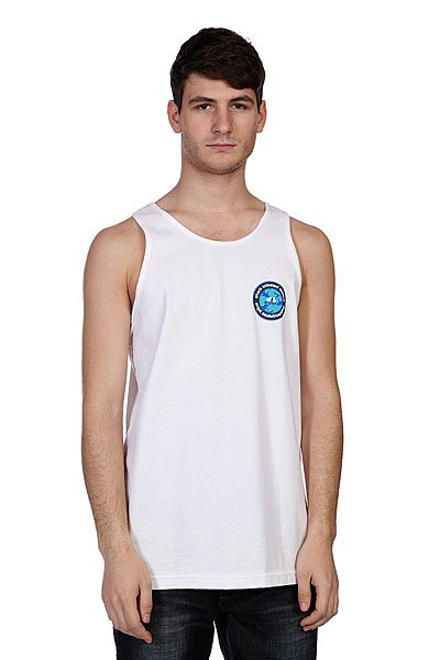 Майка Enjoi Shark Infested Tank White