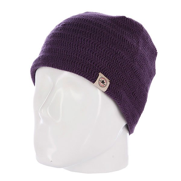 ����� ������� Converse Beanie Double Play Violet