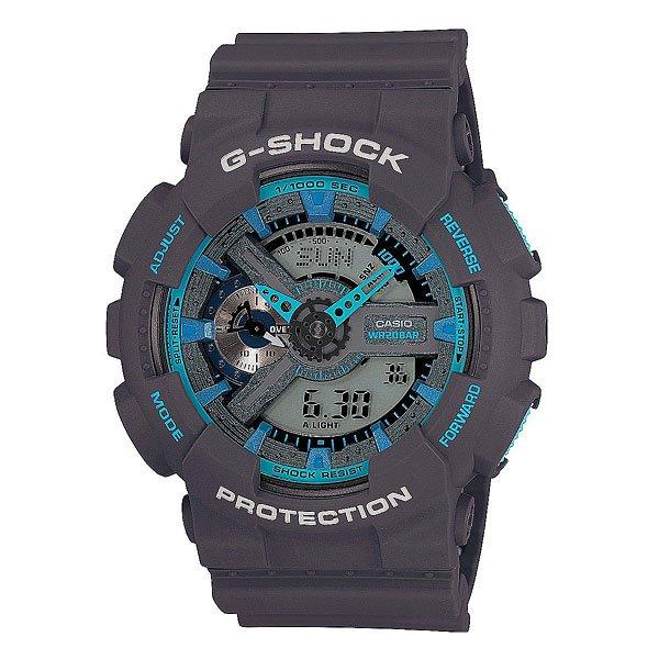 Часы Casio G-Shock Ga-110TS-8A2Автоматическая светодиодная подсветка.  Ударопрочная конструкция защищает от ударов и вибрации.  Ремешок из полимерного материала.  Жесткое минеральное стекло, устойчивое к царапанью.  Устойчивость к воздействию магнитных полей.  Секундомер, время измерения 100 ч. Таймер с функцией автоповтора, время измерения 24 ч.  Будильник с 5-ю установками, ежечасный сигнал. Формат времени 12/24. Мировое время.  Полностью автоматический календарь, учитываются месяцы разной продолжительности и високосные годы.  Срок службы батареи 2 года.  Водонепроницаемость 20 атм. WR 200  Размер корпуса 55 x 51,2 x 16,9 мм.<br><br>Тип: Кварцевые часы<br>Возраст: Взрослый<br>Пол: Мужской