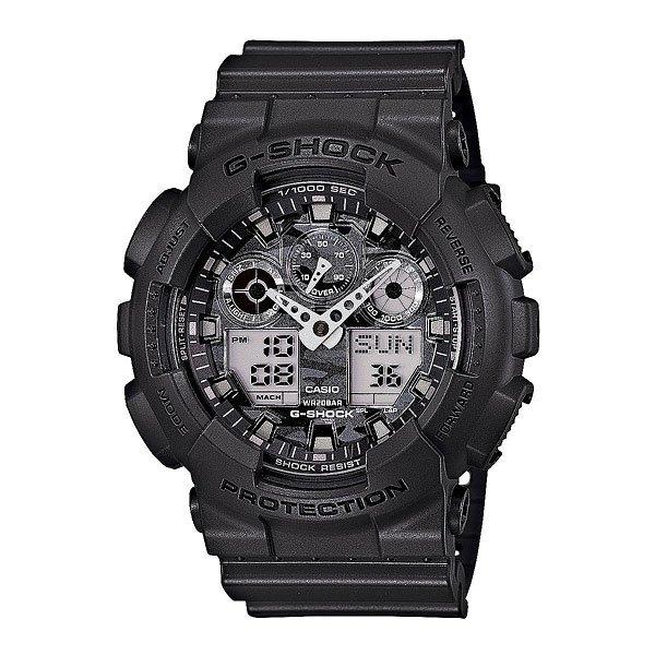 Часы Casio G-Shock Ga-100CF-8A casio g shock g classic ga 100c 8a
