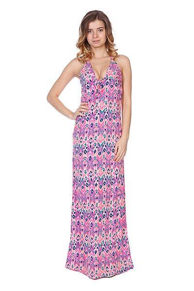 Платье женское Roxy Hyacinth Tropical Pink