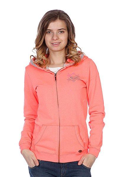 Толстовка женская Roxy Ice Cream Fleece Glow Pink