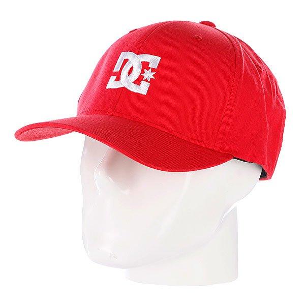 Бейсболка DC Cap Star 2 Flex Fit Athletic Red