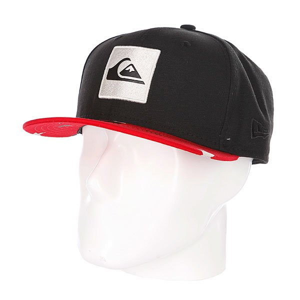 Бейсболка New Era Quiksilver Scallop NewEra Ivory