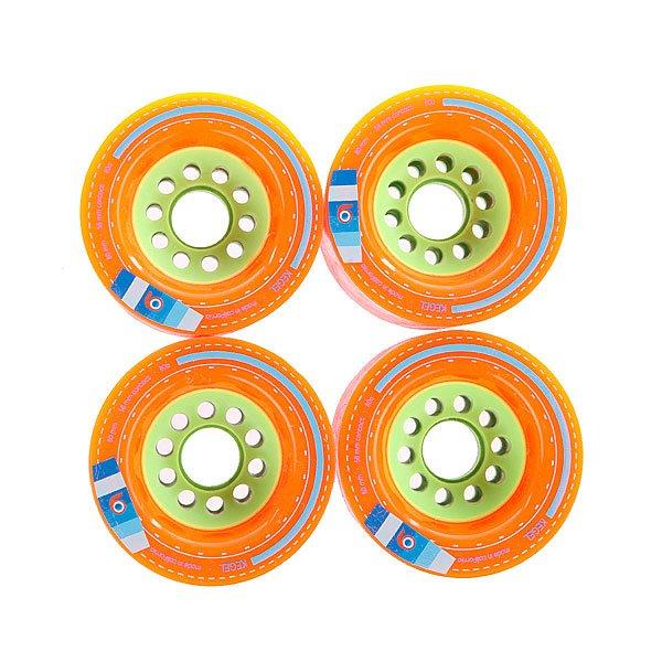 Колеса для скейтборда  Kegel Orange 80mm 80А Orangatang. Цвет: оранжевый