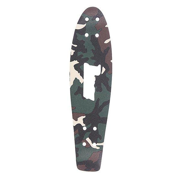 Шкурка для скейтборда Penny Griptape Camo 27(68.6 см) Proskater.ru 550.000