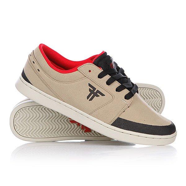 Купить Обувь   Кеды кроссовки низкие Fallen Torch Khaki/Black Vegan