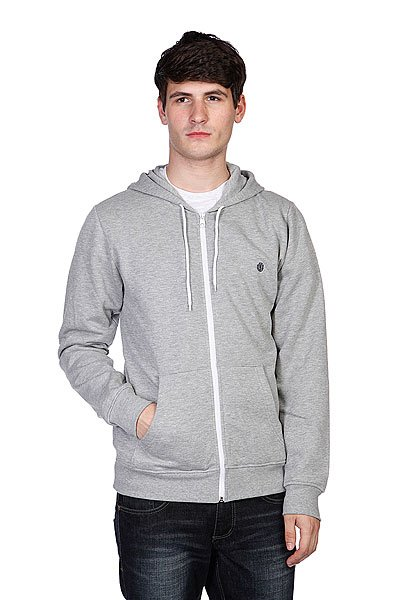 цена Толстовка Element Nova Vi Zh Grey Heather онлайн в 2017 году