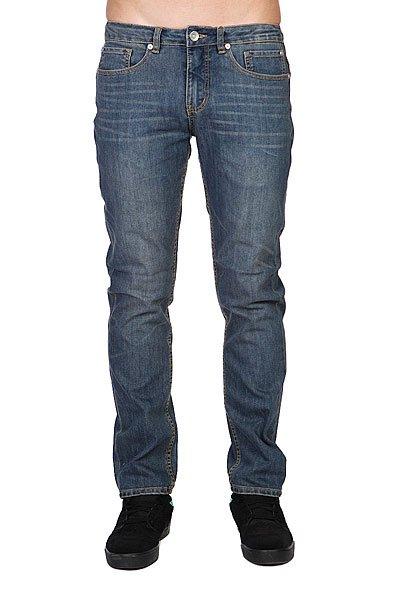 Джинсы прямые Element Desoto Sand WashДжинсы в настоящее время являются самой универсальной деталью одежды. Они удобны, практичны, их можно сочетать практически с любым верхом и надевать по любому случаю - как в офис, так и на повседневную носку.Характеристики:Прямой крой. Стандартные 5 карманов. Петли для ремня.<br><br>Цвет: синий<br>Тип: Джинсы прямые<br>Возраст: Взрослый<br>Пол: Мужской