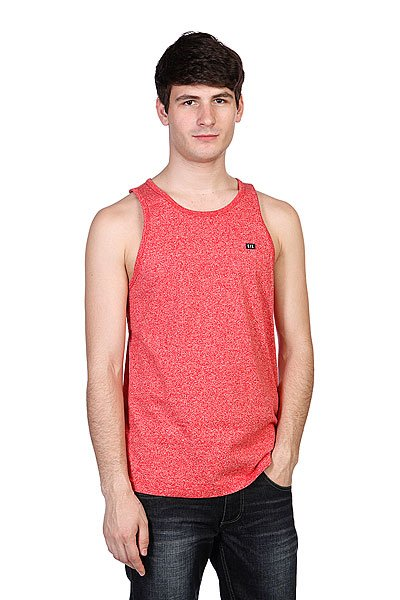 Майка K1X Authentic Tank Top F3 Red Heather