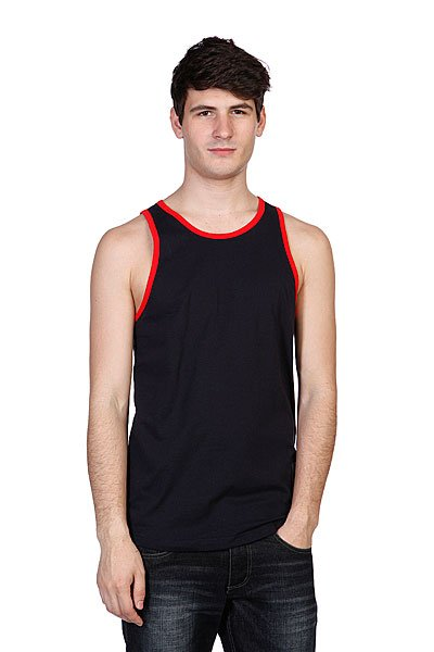 Майка K1X Core Loose Tank Top Navy/Red