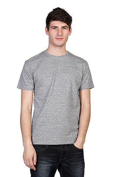 �������� K1X Authentic Tee Dark Grey Heather