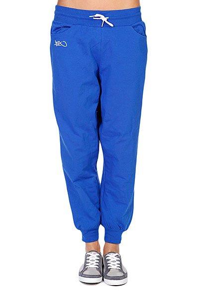 Штаны прямые женские K1X Large Travel Sweatpants Blue