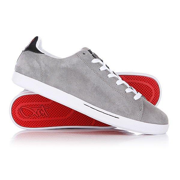 Купить Обувь   Кеды кроссовки низкие K1X Cs Le Grey/Black/White