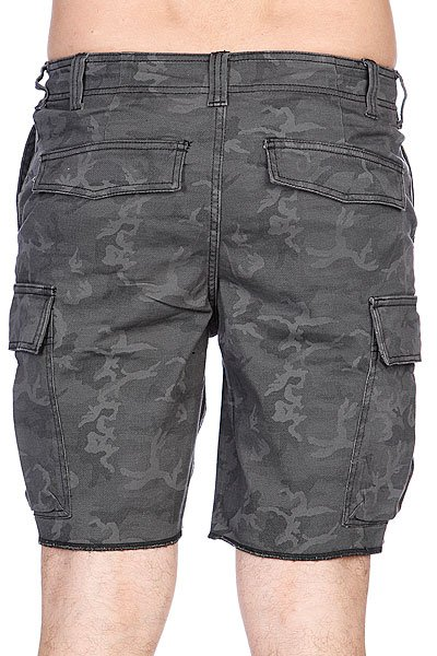 Camo Cargo Shorts  Outdoor Apparel  Mens