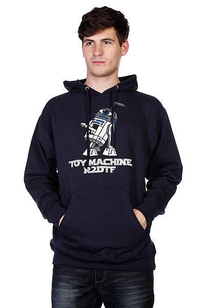 Кенгуру Toy Machine R2dtf Navy футболка toy machine blood river navy heather