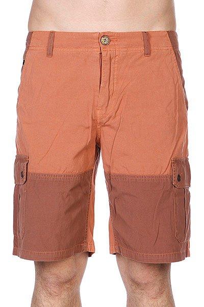 Шорты Rip Curl Double Cargo 21 Walkshort Autumn Leaf<br><br>Цвет: коричневый,оранжевый<br>Тип: Шорты<br>Возраст: Взрослый<br>Пол: Мужской