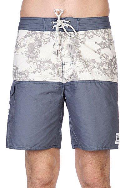 Шорты пляжные Rip Curl Bandit 19 Boardshort Navy<br><br>Цвет: синий,черный<br>Тип: Шорты пляжные<br>Возраст: Взрослый<br>Пол: Мужской