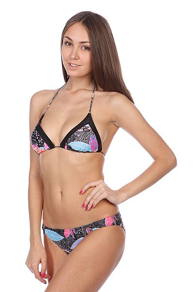 Купальник женский Rip Curl Lotus Garden Tri Set Black