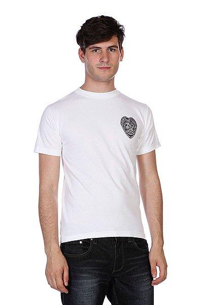 Футболка Santa Cruz Ogsc Badge White<br><br>Цвет: белый<br>Тип: Футболка<br>Возраст: Взрослый<br>Пол: Мужской