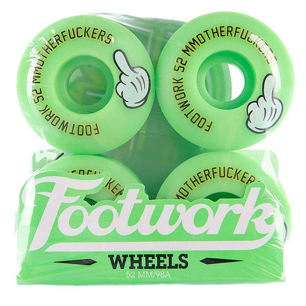 Колеса для скейтборда для скейтборда Footwork Hand 98A 52 mm