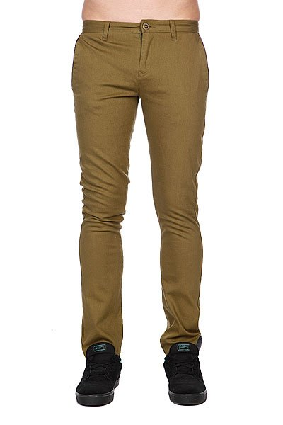 Штаны Volcom Spender Chino Pant Fire Green