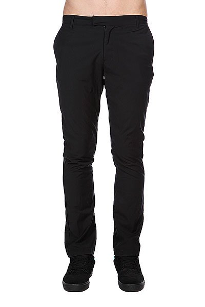 Штаны прямые Volcom Daper Stone Suit Pant New Black
