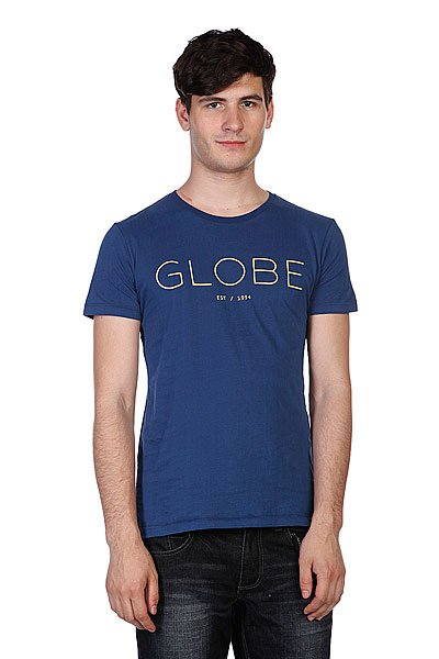 Футболка Globe Phase Tee Patr Blue top quality for hp laptop mainboard envy15 668847 001 laptop motherboard 100% tested 60 days warranty