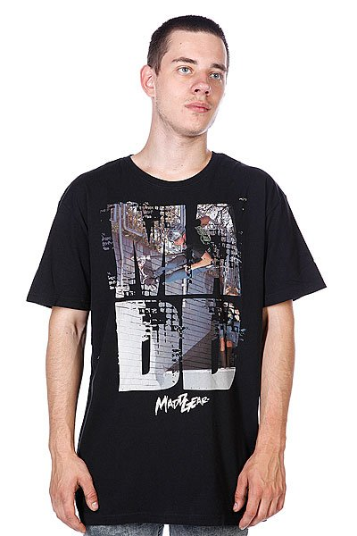 Футболка MGP T-shirt Keyhole Scooter Black